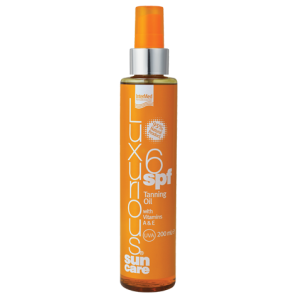 Luxurious Sun Care Tanning Oil SPF6