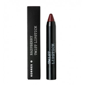 Korres Rasberry Twist Lipstick Seductive