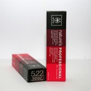 Apivita Nature's Professional Hair Colore 5.22