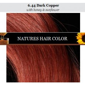 Apivita nature's hair color 6.44