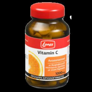 Lanes Vitamin C 1000mg 60 Tablets