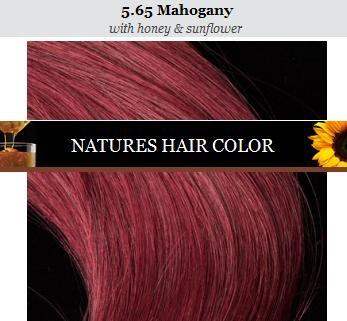 Apivita nature's hair color 5.65 by Apivita