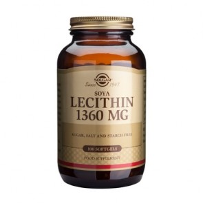 Solgar Lecithin 1360mg