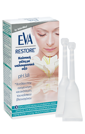 EVA Restore Vaginal Gel With Hyaluronic Acid by Eva
