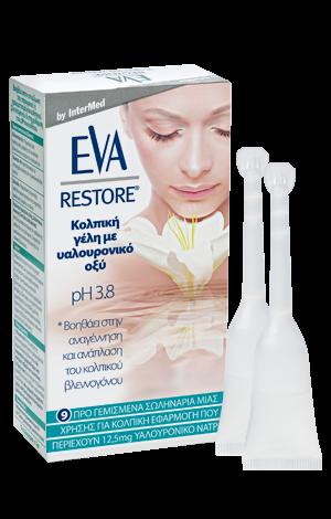 EVA Restore Vaginal Gel With Hyaluronic Acid by Eva