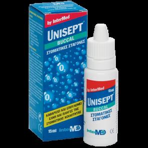 InterMed Unisept Buccal Στοματικές Σταγόνες