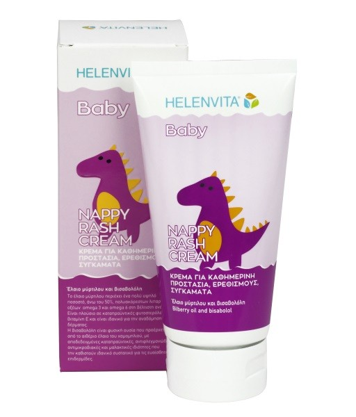 Helenvita Baby Nappy rash cream by Pharmex