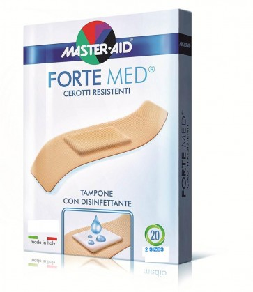 Master-Aid Fortemed 20 2 Sizes by Master-Aid