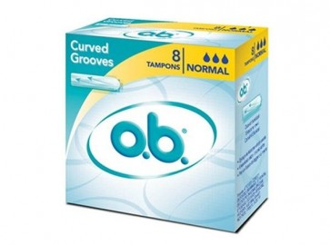 O.B. Normal 8 Tampons by Tampon O.B