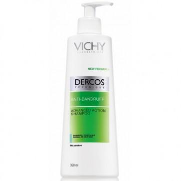 Vichy Dercos Αντιπυτιριδικό Σαμπουάν 390ml by Vichy