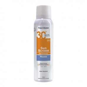 Frezyderm Sun Screen Mousse SPF30
