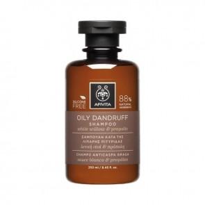 Apivita  Oily Dandruff Shampoo