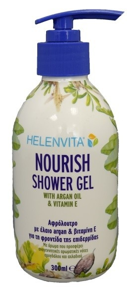 Helenvita Nourish Shower Gel  by Pharmex