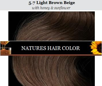 Apivita nature's hair color 5.7 by Apivita