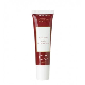 Korres Colour Correcting Cream Wild Rose Light Shade