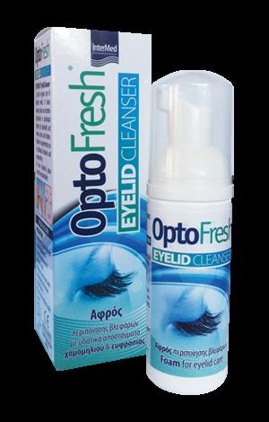 Intermed OptoFresh Eyelid Cleanser by Intermed