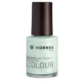 Korres Nail Colour Pastel Mint 35