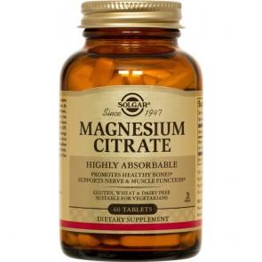 Solgar Citrate Magnesium 200mg