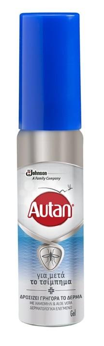 Autan Gel Για Μετά Το Τσίμπημα by Autan