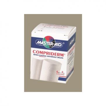 Master-Aid Compriderm 6cm x 5m by Master-Aid