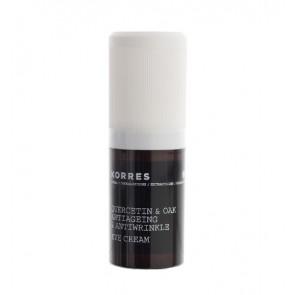 Korres Quercetin & Oak Antiageing & Antiwrinkle Eye Cream