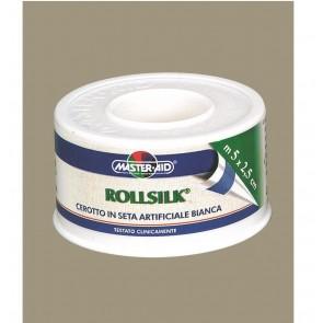Master-Aid Rollsilk 5m x 2,5cm