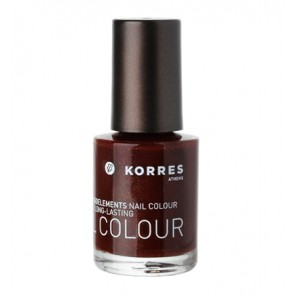 Korres Nail Colour Sparkly Red 54