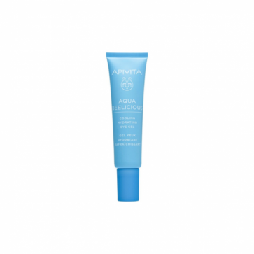 Apivita Aqua Beelicious Cooling Hydrating Eye Gel by Apivita
