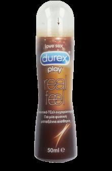Durex Play Real Feel by Durex