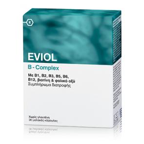 Eviol B-Complex 30 Caps