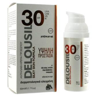 DELOUSIL SILKY SKIN FORMULA SPF30 by Φαρμακείο Μαρίτας Δάσκου
