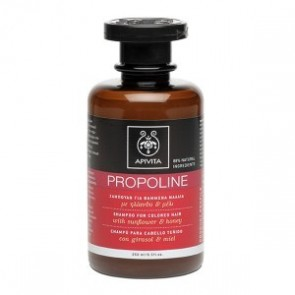 Apivita Propoline Σαμπουάν Για Βαμμένα Μαλλιά