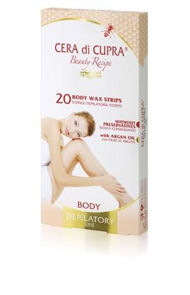 Cera Di Cupra Body Wax Strips by Cera Di Cupra