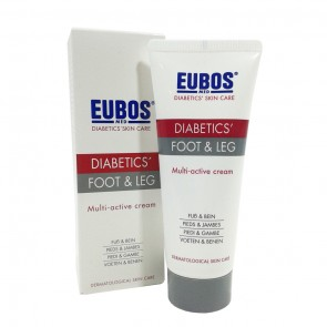 Eubos Diabetic Foot and Leg Multi-Active Cream