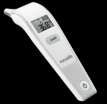 Microlife Instant Thermometer Ear IR 150 by Microlife