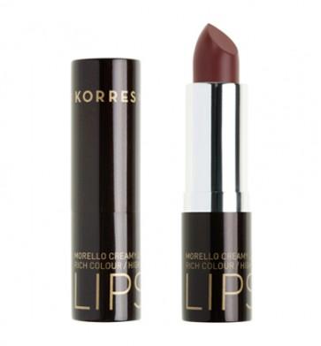 Korres Morello Creamy Lipstick 34 by Korres