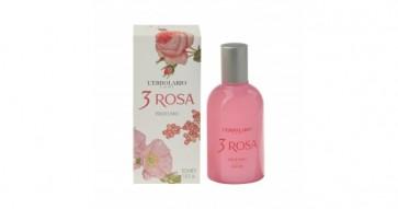 L'Erbolario 3 Rosa Acqua di Profumo 50ml by L'Erbolario