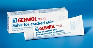 Gehwol Med Salve For Cracked Skin  by Gehwol