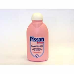 Fissan Baby Σαμπουάν by Fissan