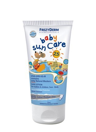 Frezyderm Baby Sun Care SPF25 100ml by Frezyderm