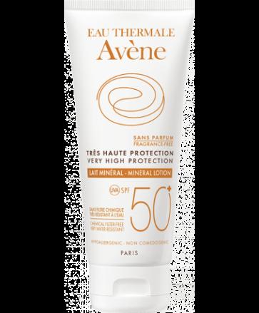 Avene Lait Minerale SPF 50 by Avene