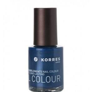 Korres Nail Colour Demin Blue 83