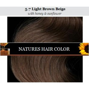 Apivita nature's hair color 5.7