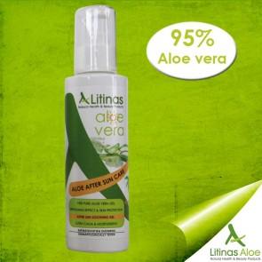 Litinas Aloe Vera After Sun Care