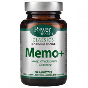 Power Health Classics Platinum Memo+