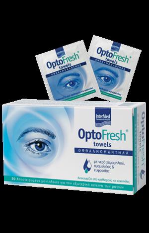 OptoFresh Towels by Intermed