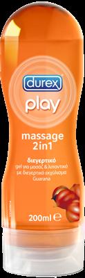 Durex Play Massage 2 In 1 Διεγερτικό by Durex