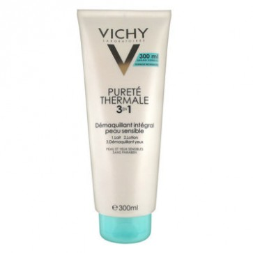 Vichy Purete Thermal ντεμακιγιάζ 3 σε 1 300ml by Vichy