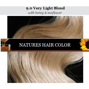 Apivita nature's hair color 9.0