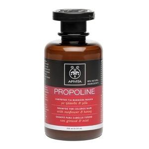 Apivita Propoline Σαμπουάν Για Βαμμένα Μαλλιά by Apivita